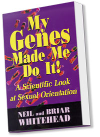 My Genes Made Me Do It! Whitehead
